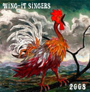 Wing-It Singers CD image