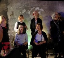 Sally D, Susie, Victoria, Moira, Susan and Maggie